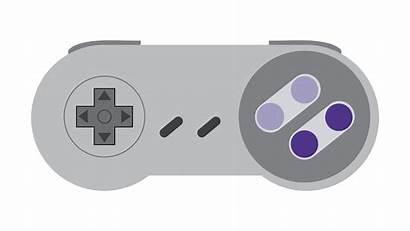 Controller Nintendo Nes Clipart Clip Transparent System