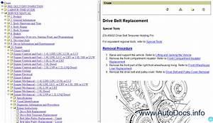 Chevrolet Cruze Service Manual 2010