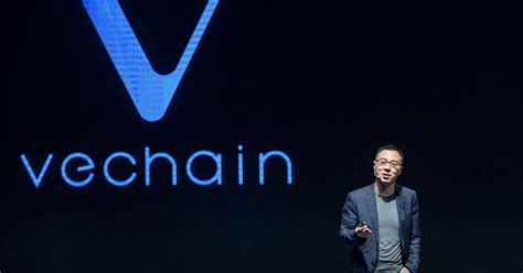 VeChain Arrives: What to Know About the $1.5 Billion ...