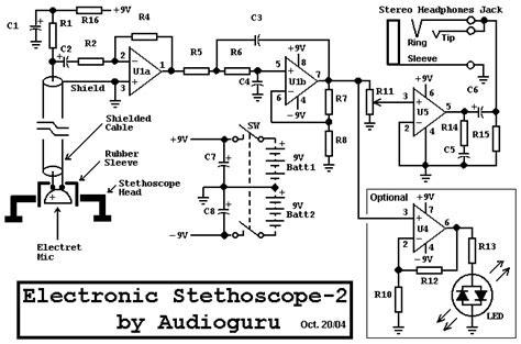 Medical Health Related Schematics Electronics
