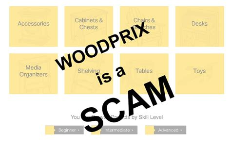 woodprix   scam  geek pub