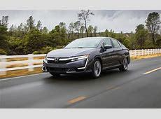 2018 Honda Clarity PlugIn Hybrid First Drive Review