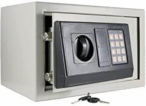 Tresor Kaufen Amazon : tresor safe mit elektronischem zahlenschloss k che haushalt ~ A.2002-acura-tl-radio.info Haus und Dekorationen
