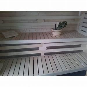 Massivholz Sauna Selbstbau : premium vario massivholz sauna m02 2 40 x 2 00m ~ Whattoseeinmadrid.com Haus und Dekorationen