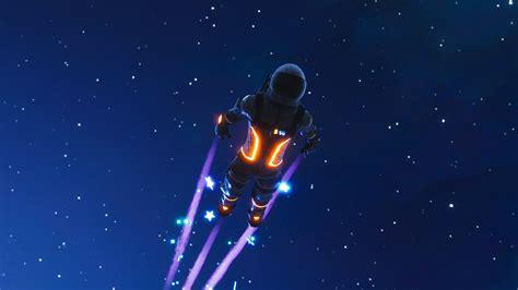 dark voyager skydive fortnite battle royale  hd games