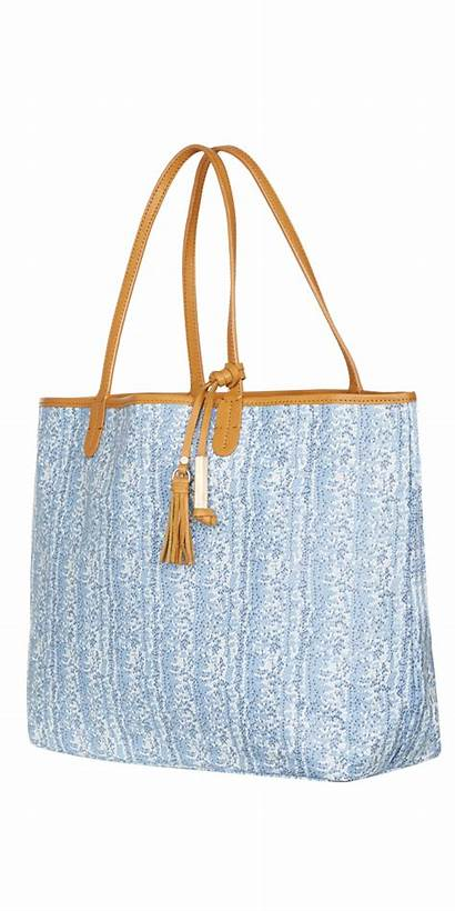 Tote Joie Kennedi Chambray Bags Suede Skirt
