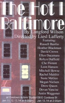 hot  baltimore wikipedia
