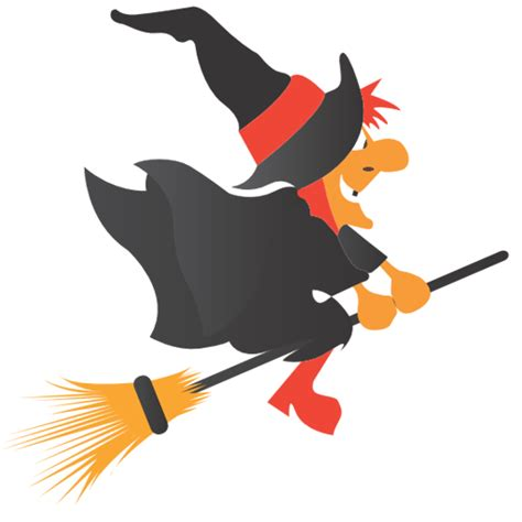picture witch free to use public domain witch clip art