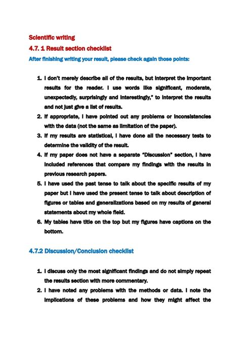 Sle Apa Psychology Research Paper How To Write Results And Discussion In A Research Paper