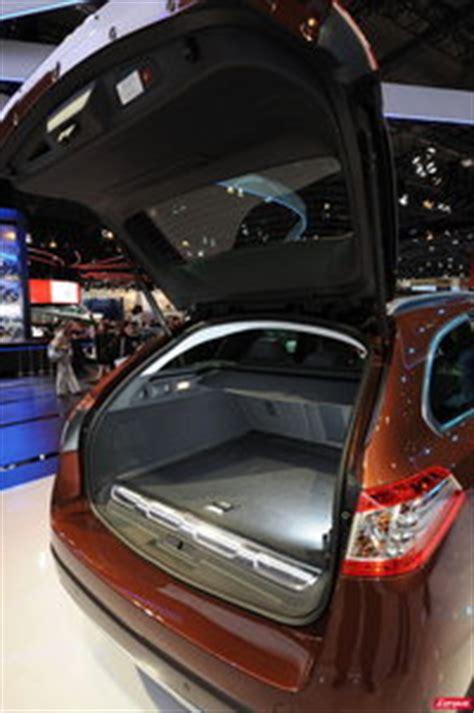 peugeot 508 rxh 4x4 et hybride diesel salon de francfort 2011
