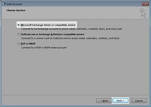Manual Configuration Guide For Outlook 2013  Exchange 2013