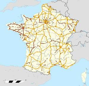 Reseau Autoroute France : liste des autoroutes de france wikip dia ~ Medecine-chirurgie-esthetiques.com Avis de Voitures
