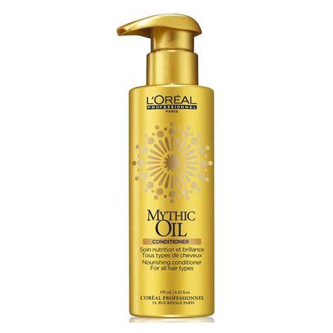 L'Oréal Professionnel Mythic Oil Conditioner (190ml)  HQ Hair