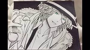 Drawing Laito Sakamaki