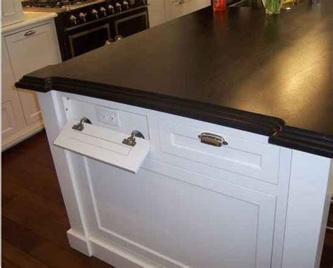 kitchen island electrical outlet 33 insanely clever upgrades to make to your home hide electrical outlets on a kitchen island on