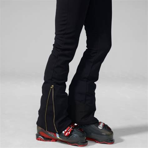 lyst rlx ralph lauren stretch ski pant  black