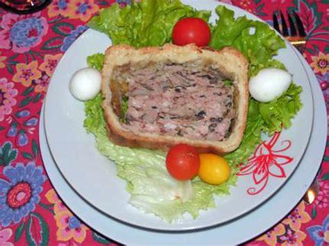 temps de cuisson pate en croute recette de p 226 t 233 en croute par kekeli