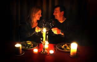 Romantic Candlelight Dinner