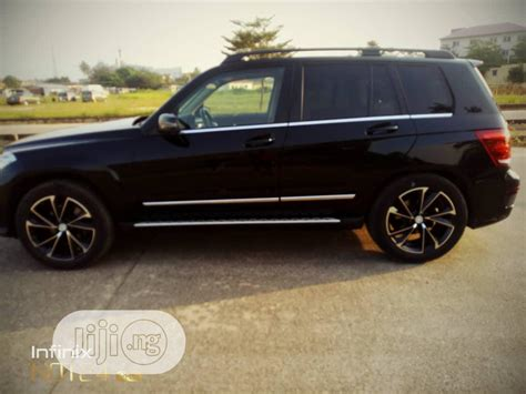 Reverse camera, navigation system, bluetooth technology, power booth, voice command, alloy wheels, leather seat. Mercedes-Benz GLK-Class 2012 350 4MATIC Black in Ikeja - Cars, Franco-Austin Global Resources ...