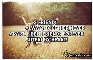 BEST FRIEND FOREVER QUOTES AND SAYINGS image quotes at ...