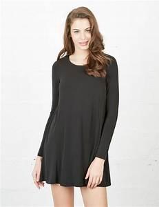 robe trapeze courte noire femme o jennyfer With robe noire trapèze