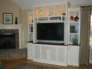 Custom Entertainment Centers Furniture Designers