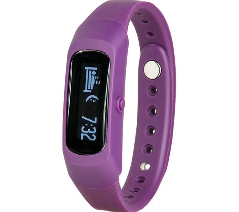 Buy GOJI GO Activity Tracker  Purple, Small Free