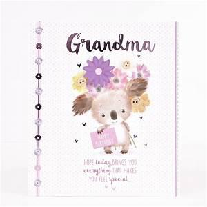 buy boutique collection birthday card koala for