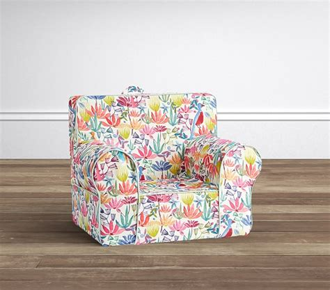 my anywhere chair slipcover only justina blakeney floral print my anywhere chair