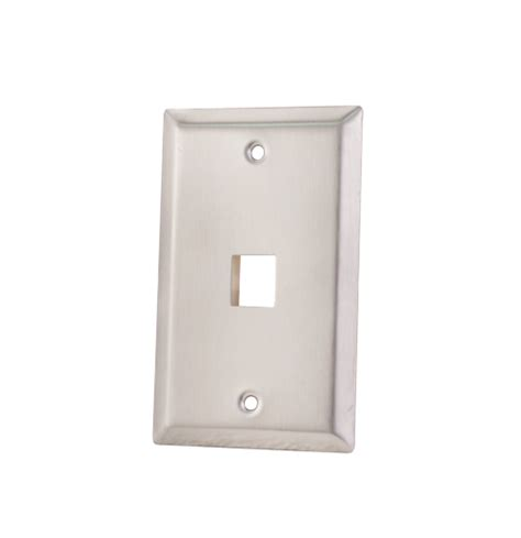 port wall plate jr cabling supplies