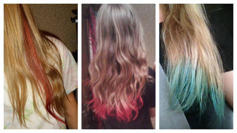 Kool Aid Hair Dye Galhairs