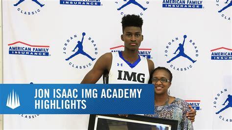 Jonathan Isaac at IMG Academy - YouTube