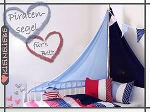 Piraten Deko Kinderzimmer : vorbei sind die zeiten der langweiligen betthimmel mit diesem segel verwandelt sich das ~ Frokenaadalensverden.com Haus und Dekorationen
