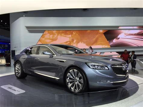 buick avenir channels buicks  beautiful concepts ny