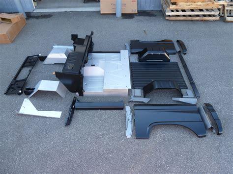ford bronco unassembled body tub kit  bronco graveyard