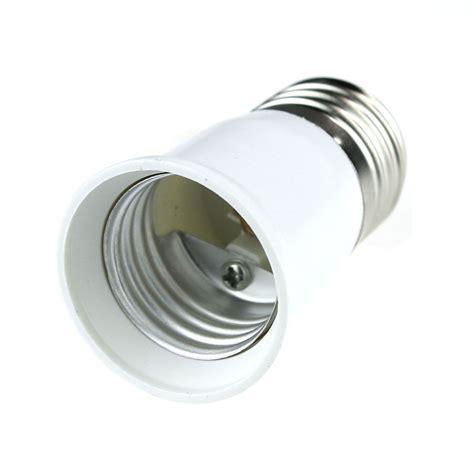 latest e27 to e27 extension base led light l bulb
