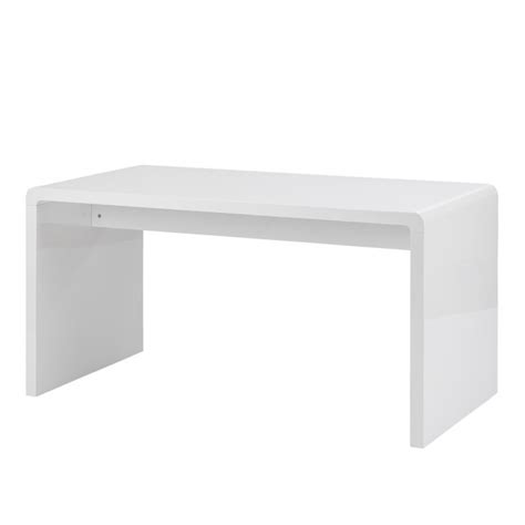 largeur bureau bureau white largeur 150 x 70 cm home24 fr