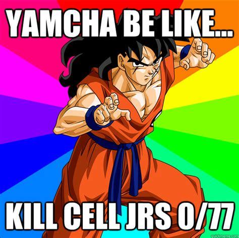 Yamcha Memes - disappointing yamcha memes quickmeme