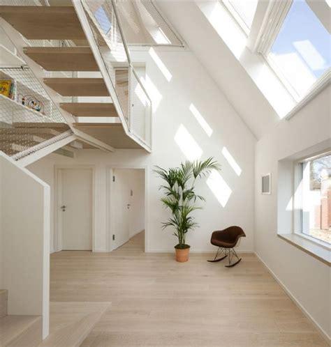 Treppen Für Dachgeschoss die treppe zum dachgeschoss als zugang und fluchtweg