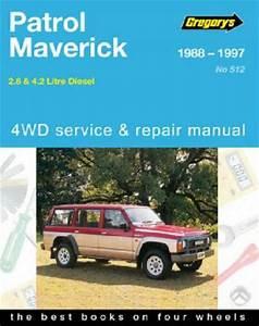 Nissan Patrol Gq Y60 Ford Maverick Da 1988 1997