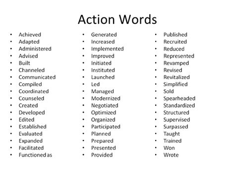 Descriptive Words For Nursing Resume by Affordable Price Resume Verbs Nursing