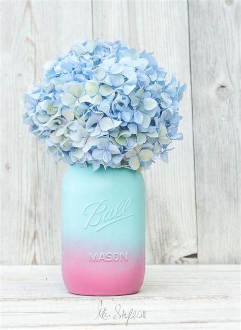 Best 10 Painted Mason Jars Ideas On Pinterest Painted