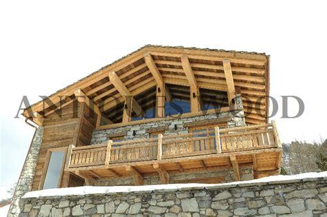 prix construction chalet montagne chalet en vieux bois