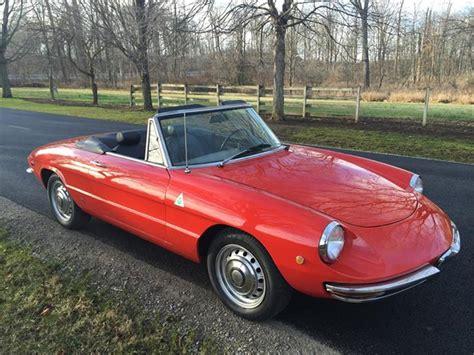 1969 Alfa Romeo 1750 Spider Veloce For Sale