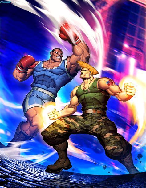 Street Fighter Fan Arts De Genzoman The Adrinukem