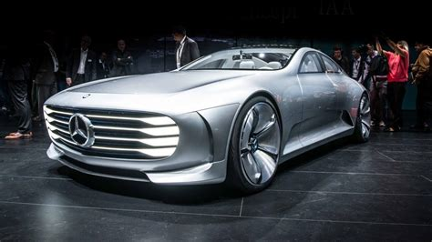mercs incredible iaa concept   worlds slipperiest car top gear