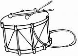 Coloring Drum Instruments Musical Drums Instrument Pages Printable Drawing Template Line Percussion Clipart Templates Sheets Drawn Earth Activities Colouring Spend sketch template