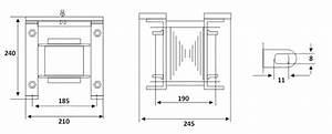 3 Kva Isolation Transformer  Single Phase  208v To 120v