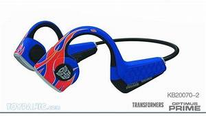 Transformers Wireless Bone Conduction Sports Headphones