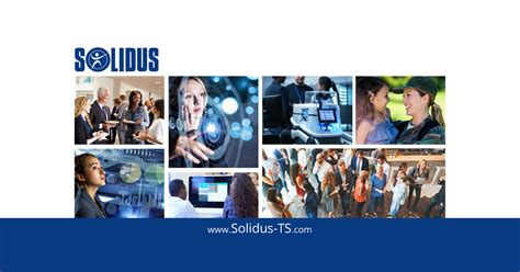 Solidus Technical Solutions by Solidus Technical Solutions A Software And Systems